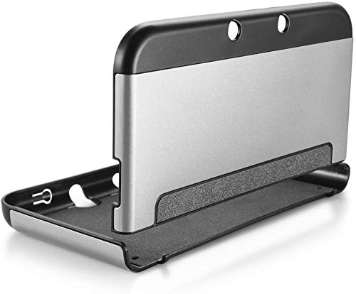 MIFAVOR Protective Case Compatible for New Nintendo 3DS XL 2015 Model Plastic Aluminium Snap-on Hard Shell Skin Cover