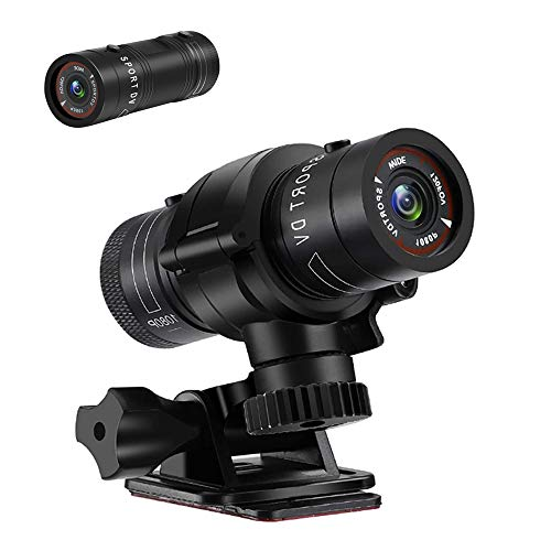 LXMIMI Action Cam, 1080P HD Kamera für Fahrrad, 120° Weitwinkel Fahrrad Kamera, Auto-Videorecorder, Berg Action Cam Fahrrad, wasserdicht Fahrrad Auto Recorder für Outdoor-Wildnis