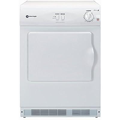 White Knight c44awl Freestanding Front-Load 6kg C White Tumble Dryer