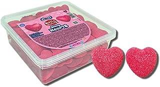 Vidal Shiny Hearts - Corazones Pica Rellenolas gominola 882 gramos