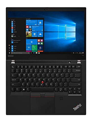 "Lenovo ThinkPad T495 20NJ0008US 14"" Notebook - 1920 X 1080 - Ryzen 7 3700U - 16 GB RAM - 512 GB SSD - Glossy Black - Windows 10 Pro 64-bit - AMD Radeon Vega 10 Graphics - in-Plane Switching (IPS)"