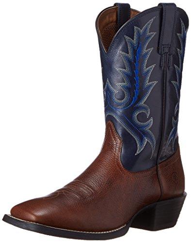 ARIAT - Herren Sportausstatter Western Western Schuhe, 40 M EU, Fiddle Brown/Arizona Sky