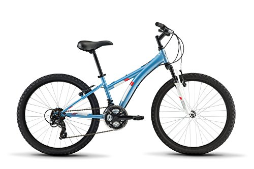 Our #5 Pick is the Diamondback Tess Youth Mountain Bike