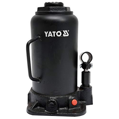 YT YATO-17007-Cric a bottiglia idraulica 20t
