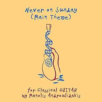 Never on Sunday (Main Theme)