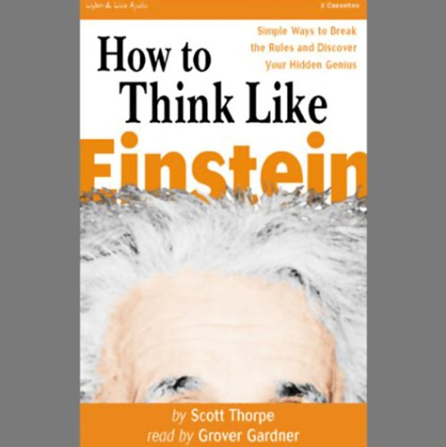 How to Think Like Einstein cover art