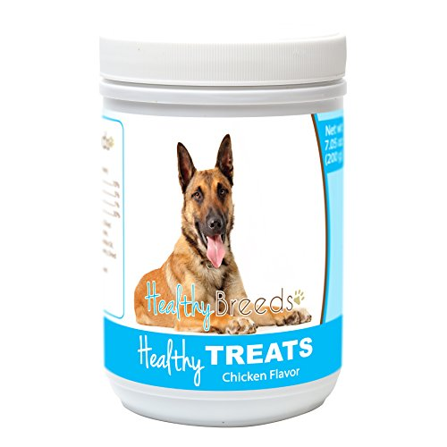 Healthy Soft Chewy Dog Treats for Belgian Malinois - Over 80 Breeds - Tasty...