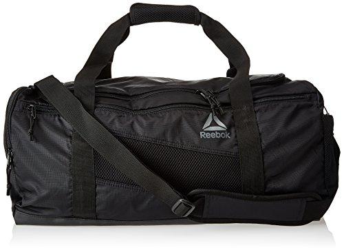 Reebok Sporttasche cf7469, Unisex–Erwachsene, schwarz, Einheitsgröße