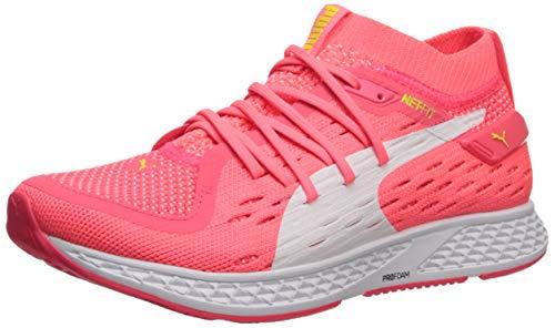 PUMA Damen Speed 500 Turnschuh, Alarmmeldung für Warnung, Pink, 42 EU