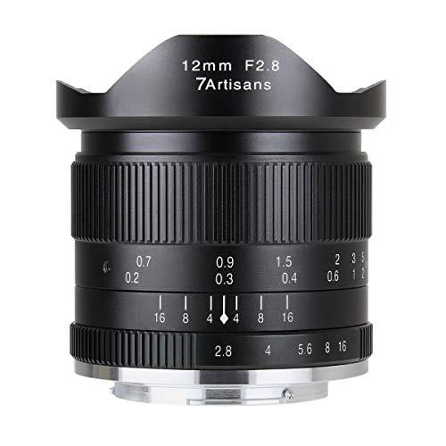 【国内正規品】七工匠 7artisans 1228FXB 12mm F2.8 フジフイルムX