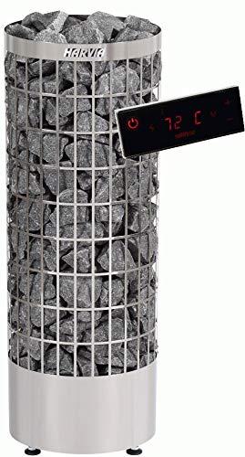 Harvia Cilindro Saunaofen PC90E Touch Steuerung und Saunasteine 100kg