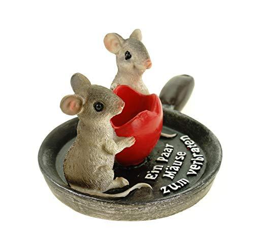 art decor Geldgeschenk, Spardose EIN Paar Mäuse zum verbraten - 4