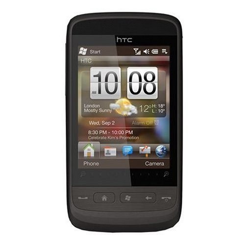 HTC Touch 2 Smartphone Graphite Urban Brown