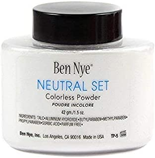 Ben Nye Neutral Set Setting Powder by Ben Nye