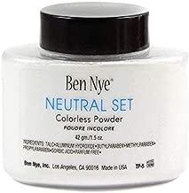 Ben Nye Neutral Set Setting Powder by Ben Nye