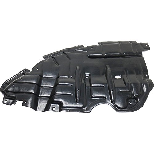 Evan-Fischer Engine Splash Shield compatible with Camry 15-17 Under Cover Right Side