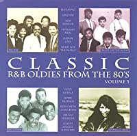 Classic R&B Oldies from the 80
