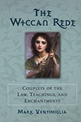 the wiccan rede book cover