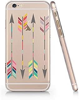 Arrows Clear Transparent Plastic Phone Case for iphone 5 5s_ SUPERTRAMPshop (VAS485.5sl)