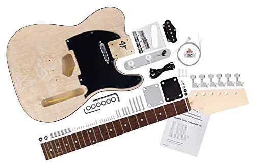 Rocktile DIY TL Bausatz E-Gitarre -
