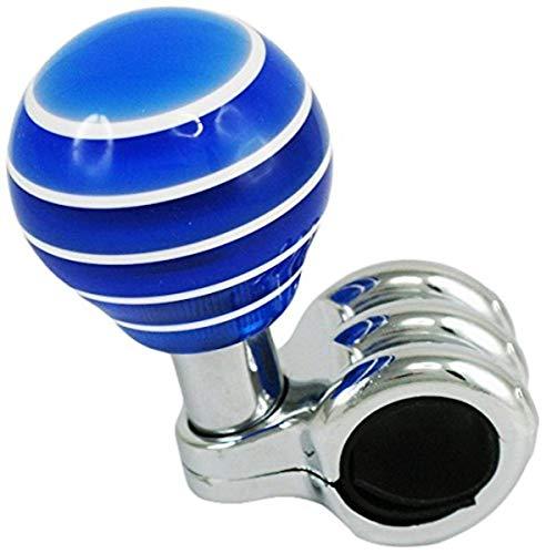 alpena 53362 blue acrylic spinner knob