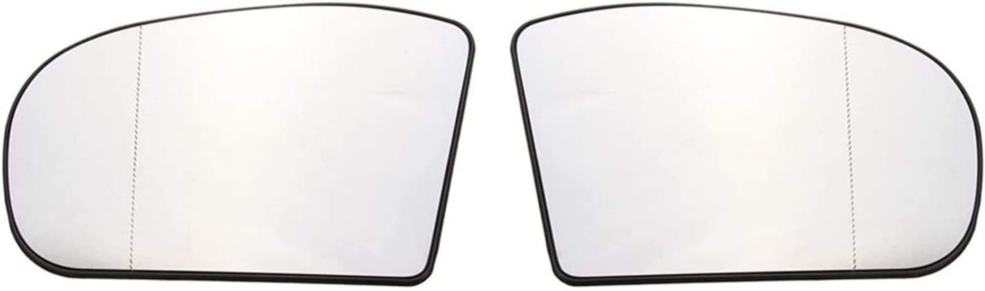 1 Pair Right And Cheap SALE Start Left Side Rearview Glass Mirror Replacement Free shipping on posting reviews Len