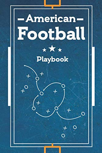 American Football Playbook: unleash your creative coaching genius for offense, defense and special teams. Draw Up Football Plays and Create a Playbook ... Cover, Mate Finish 6