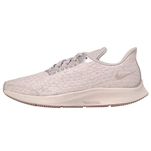Nike Women's Air Zoom Pegasus 35 Running Shoe (9 M US, Vast Grey/Moon Particle-Summit White)