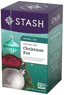 Christmas Eve Herbal Tea Stash Tea 18 Tea Bag