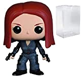 Marvel Captain America: The Winter Soldier - Black Widow Funko Pop! Vinyl Figure (Includes Compatibl...