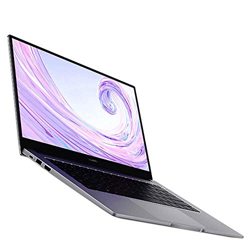HUAWEI MateBook D 14 - 14 Inch Laptop with FullView 1080P FHD Ultrabook PC (AMD Ryzen 5, 8 GB RAM, 256 GB SSD, Windows 10 Home, Multi-Screen Collaboration), Amazon Exclusive, Space Grey