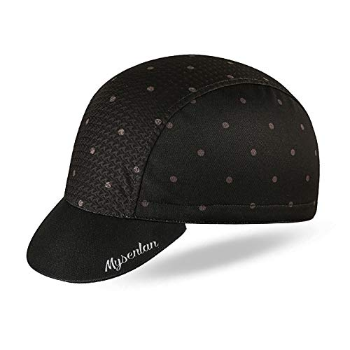 Mysenlan Men's Outdoors Sports Cycling Cap Bike Skull Breathable Sun Caps Riding Hat for Men