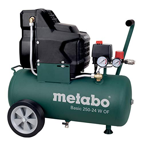 Metabo Kompressor Basic 250-24 Ölfrei - 3