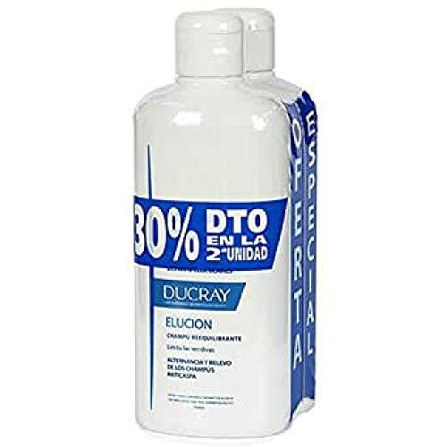 Ducray Ducray Elution Champu 2X400 Ml - 400 ml