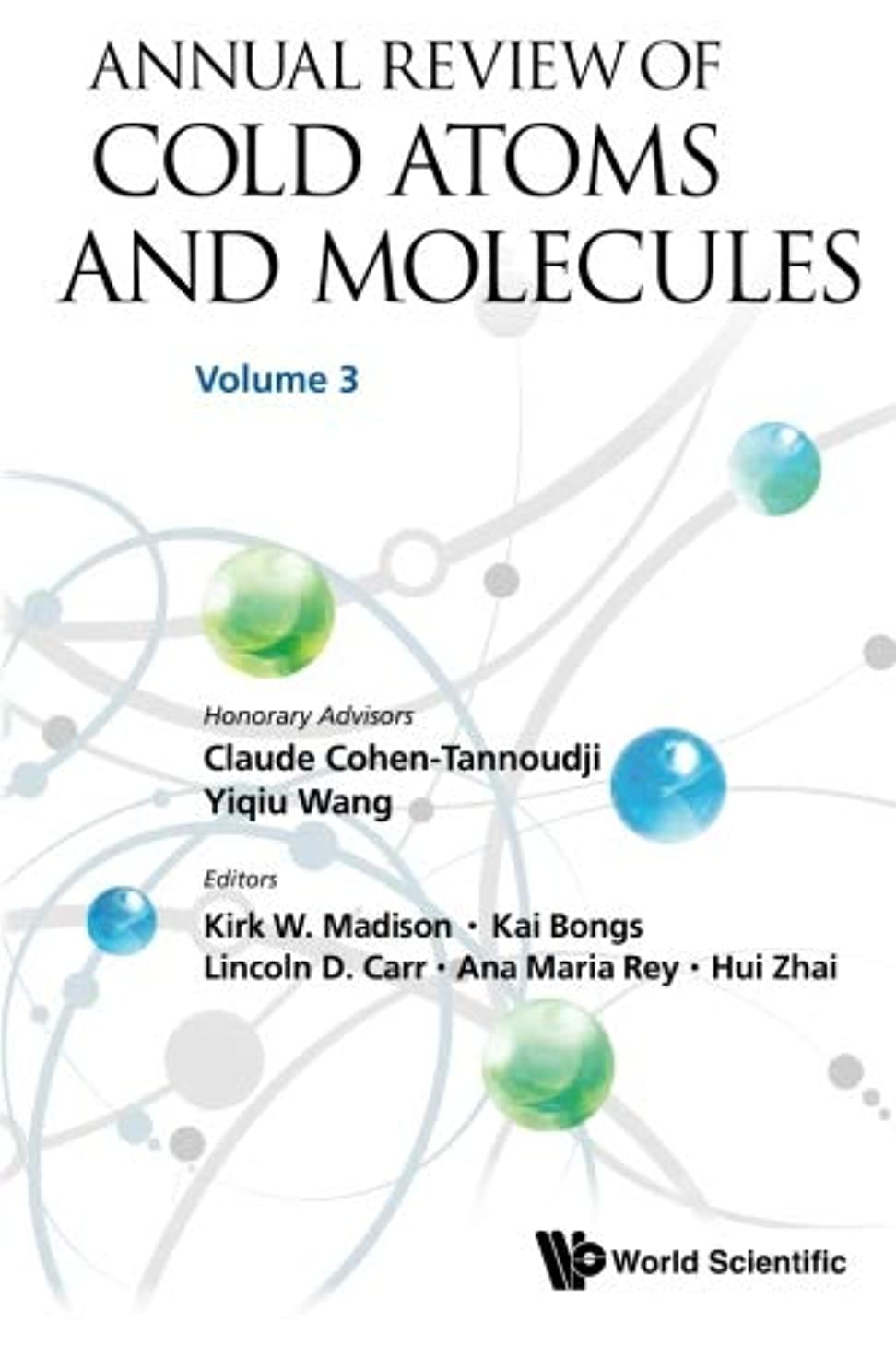 ケープひいきにする購入Annual Review Of Cold Atoms And Molecules - Volume 3