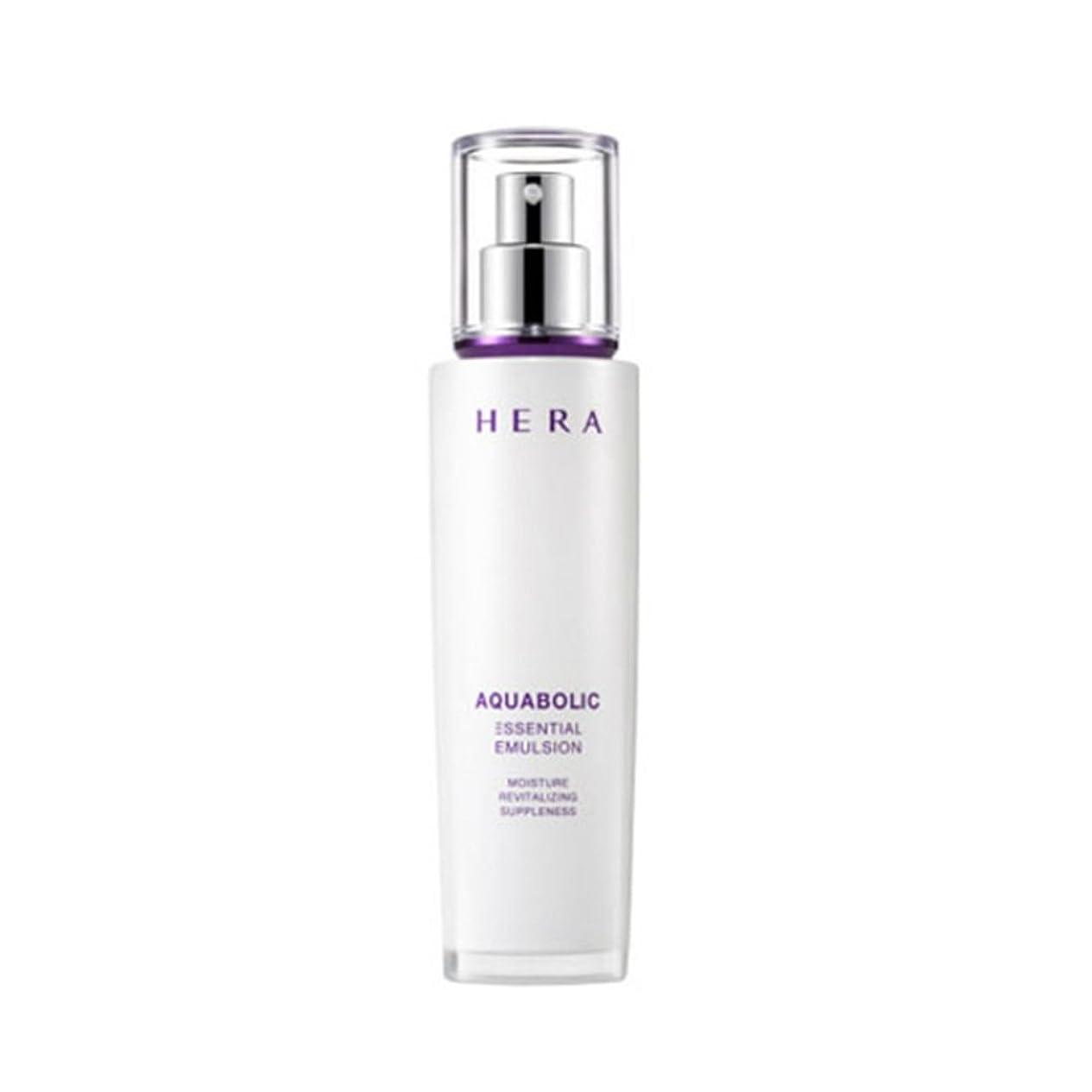 予防接種他に取り囲む(ヘラ) HERA アクアボリックエッセンシャル エマルジョン 120ml / Aquabolic Essential Emulsion 120ml (韓国直輸入)