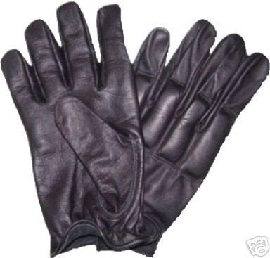 Security Quarzsand Handschuhe L