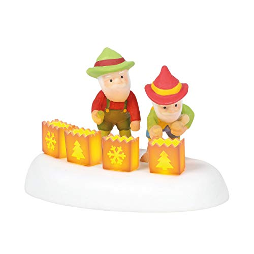 Department 56 North Pole Series for A Luminous Christmas Figurine, 2.01 in H 56 North Pole Series