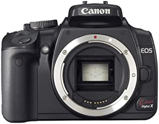 Canon デジタル一眼レフカメラ EOS Kiss デジタル X ボディ本体 ブラック KISSDXB-BODY