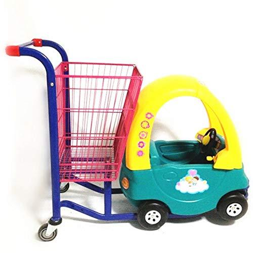 Kinderwagen vliegtuig cartoon winkelwagen supermarkt kind auto kinderen winkelwagen supermarkt trolley kleine kinderen winkelwagen