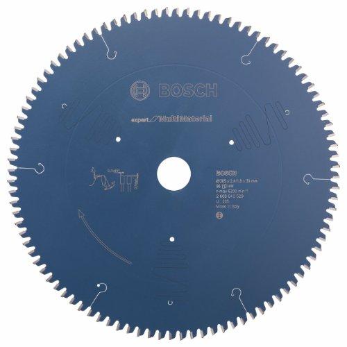 Bosch 2 608 642 529 - Hoja de sierra circular Expert for Multi Material - 305 x 30 x 2,4 mm, 96 (pack de 1)