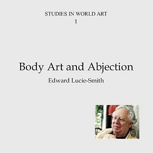 Body Art and Abjection audiobook cover art