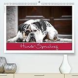 Hunde-Spruchreif (Premium, hochwertiger DIN A2 Wandkalender 2021, Kunstdruck in Hochglanz)