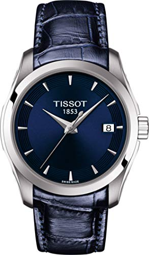Preisvergleich Produktbild Tissot Damen-Uhren Analog Quarz One Size Leder 87573834