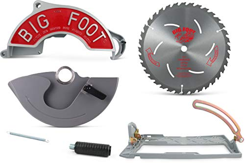 Big Foot SK-1025KIT-2 Style 2 Beam Saw Attachment Kit, 10-1/4'