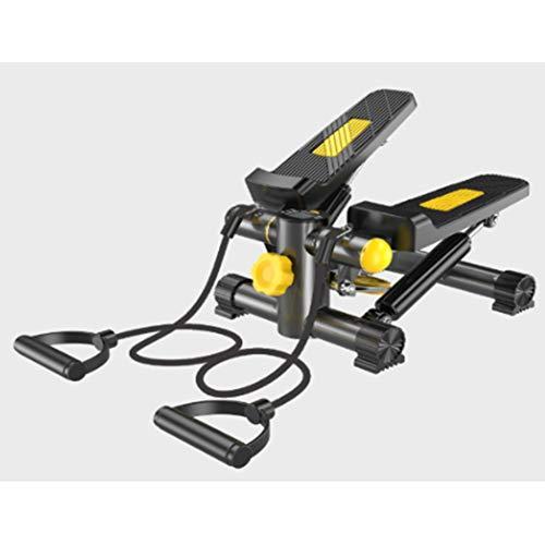 TMXWHYQ Stepper Accueil Mini hydraulique Sourdine Alpinisme véritable pédale Machine Multi-Fonction de Remise en Forme Poids Équipement de Perte,B