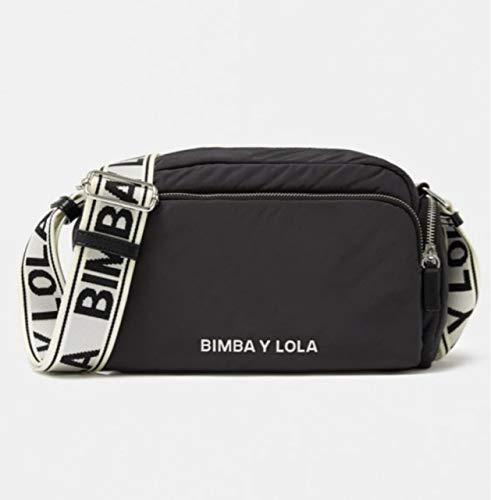 Mdsfe Bolsos de Mujer Bimba y Lola Verano 2020 26 * 12 * 17cm H-Blanco