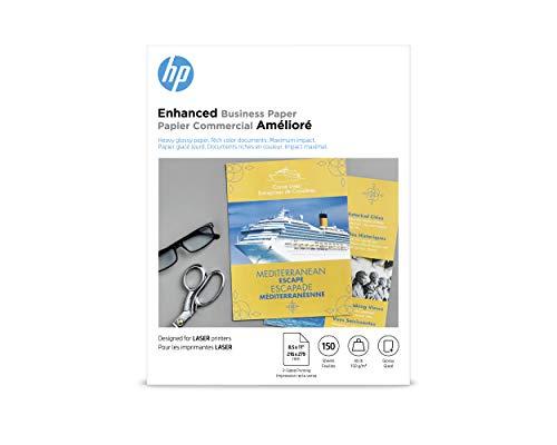 Best hp brochure paper 150g glossy laser for 2021