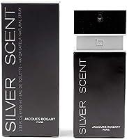 Jacques Bogart Silver Scent For Men - Eau de Toilette, 100 ml