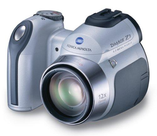 Konica Minolta DiMAGE Z3 Digitalkamera (4 Megapixel)